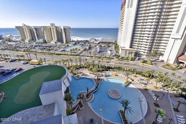 9902 S Thomas Drive #832, Panama City Beach, FL 32408 (MLS #714322) :: Keller Williams Realty Emerald Coast