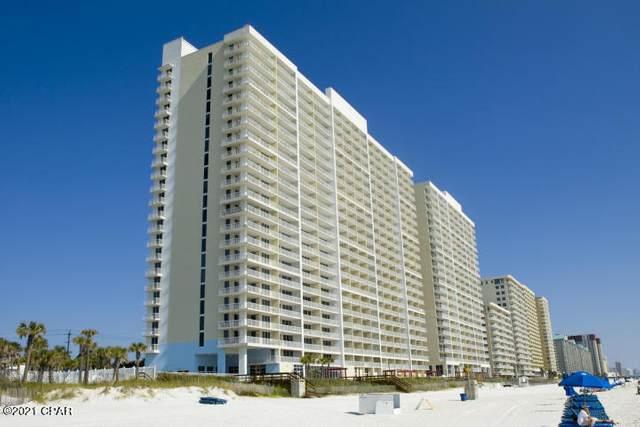 10901 Front Beach Road #2114, Panama City Beach, FL 32407 (MLS #714327) :: Blue Swell Realty