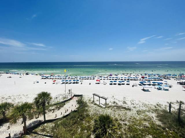 9850 S Thomas Drive 504W, Panama City Beach, FL 32408 (MLS #714332) :: Counts Real Estate on 30A