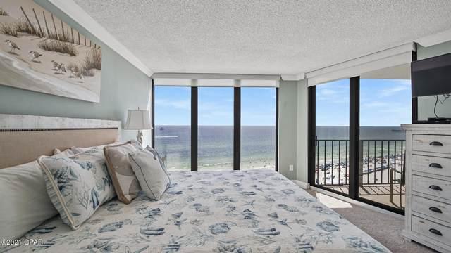 11347 Front Beach Road #1004, Panama City Beach, FL 32407 (MLS #714351) :: Corcoran Reverie
