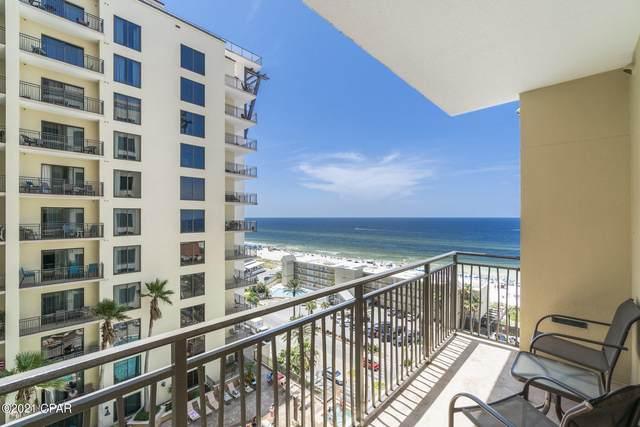 15100 Front Beach Road #906, Panama City Beach, FL 32413 (MLS #714361) :: Team Jadofsky of Keller Williams Realty Emerald Coast