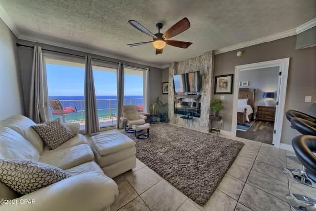 5004 Thomas Drive #1203, Panama City Beach, FL 32408 (MLS #714364) :: The Ryan Group