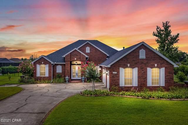 1225 Eisenhower Circle, Lynn Haven, FL 32444 (MLS #714424) :: Corcoran Reverie