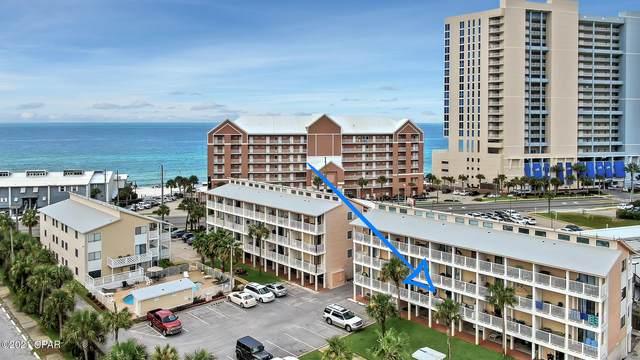 17214 Front Beach Road A13, Panama City Beach, FL 32413 (MLS #714464) :: Berkshire Hathaway HomeServices Beach Properties of Florida
