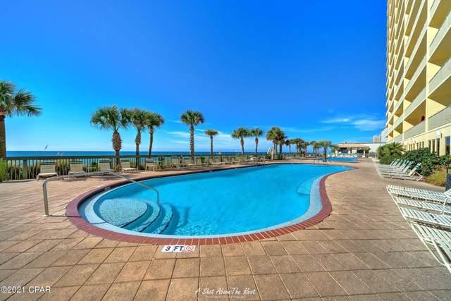 8715 Surf Drive #2002, Panama City Beach, FL 32408 (MLS #714505) :: The Premier Property Group