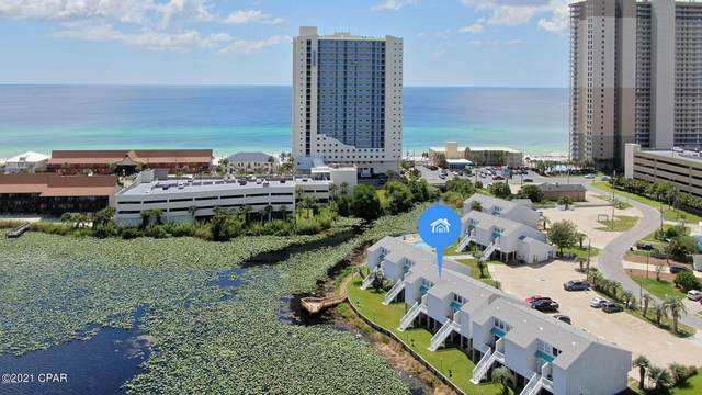 301 Lullwater Drive #413, Panama City Beach, FL 32413 (MLS #714509) :: The Ryan Group