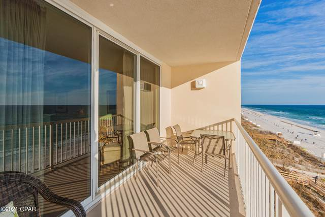 10901 Front Beach Road #607, Panama City Beach, FL 32407 (MLS #714513) :: Blue Swell Realty