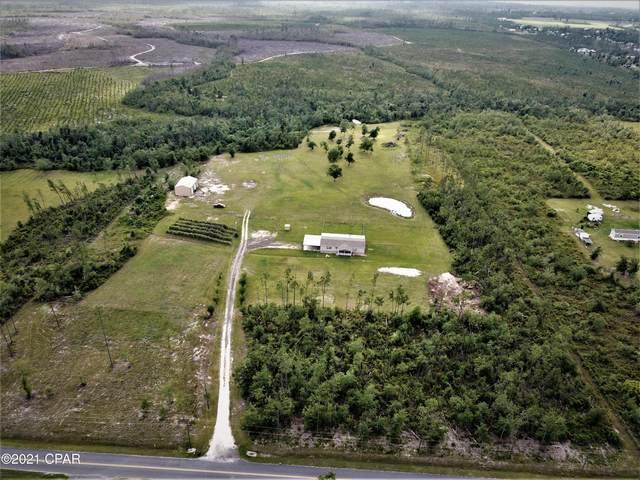 8431 Ed Lee Road, Panama City, FL 32404 (MLS #714517) :: Vacasa Real Estate