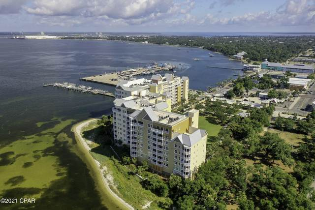 3001 W 10th Street #510, Panama City, FL 32401 (MLS #714528) :: Counts Real Estate Group
