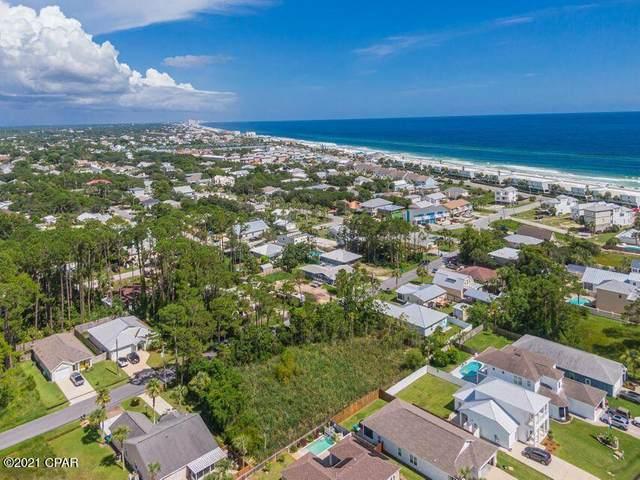 219 Palm Beach Drive, Panama City Beach, FL 32413 (MLS #714533) :: Team Jadofsky of Keller Williams Realty Emerald Coast