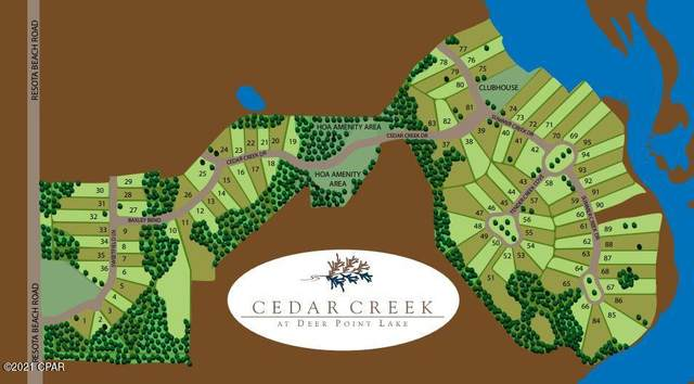 4126 Cedar Creek Drive, Southport, FL 32409 (MLS #714552) :: Berkshire Hathaway HomeServices Beach Properties of Florida