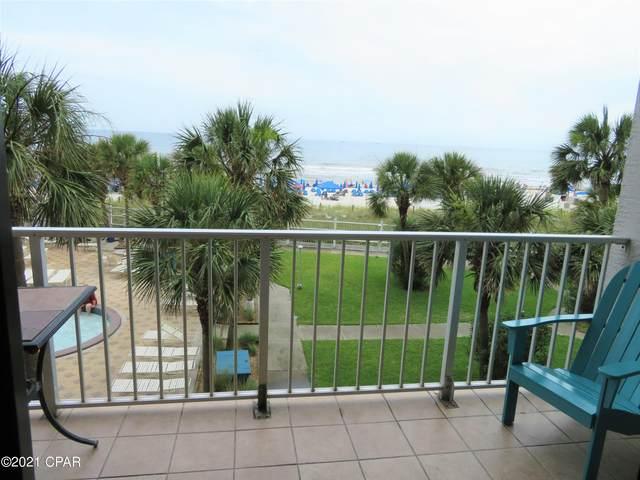 8743 Thomas Drive #309, Panama City Beach, FL 32408 (MLS #714563) :: Berkshire Hathaway HomeServices Beach Properties of Florida