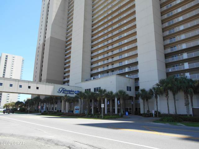 16819 Front Beach Road #1408, Panama City Beach, FL 32413 (MLS #714564) :: Counts Real Estate Group