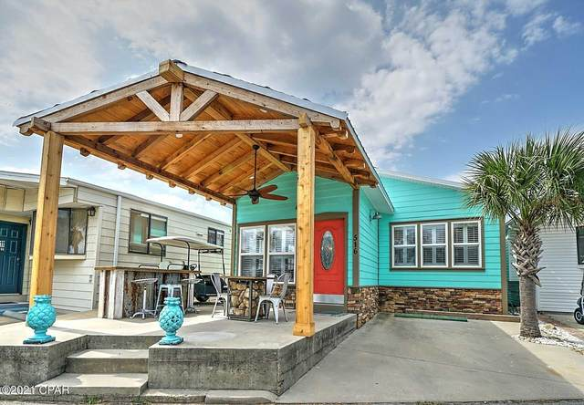 516 Venture Boulevard, Panama City Beach, FL 32408 (MLS #714598) :: The Ryan Group