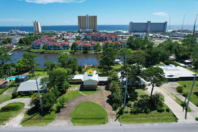 8829 N Lagoon Drive, Panama City Beach, FL 32408 (MLS #714616) :: Corcoran Reverie