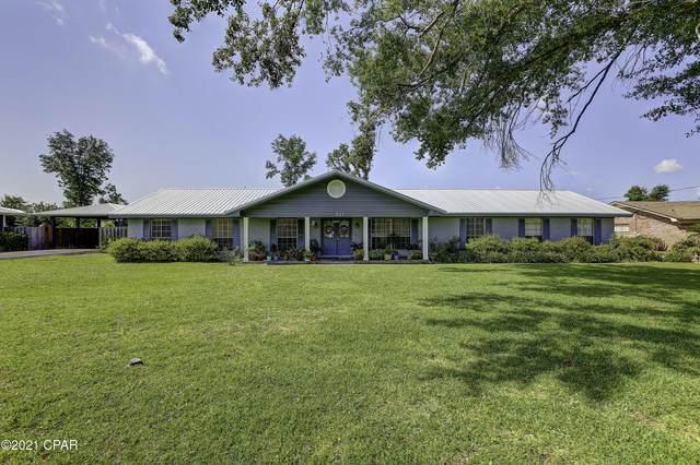 621 Baywood Drive, Lynn Haven, FL 32444 (MLS #714638) :: Scenic Sotheby's International Realty