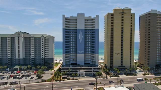 10519 Front Beach Road 2002B, Panama City Beach, FL 32407 (MLS #714656) :: Anchor Realty Florida