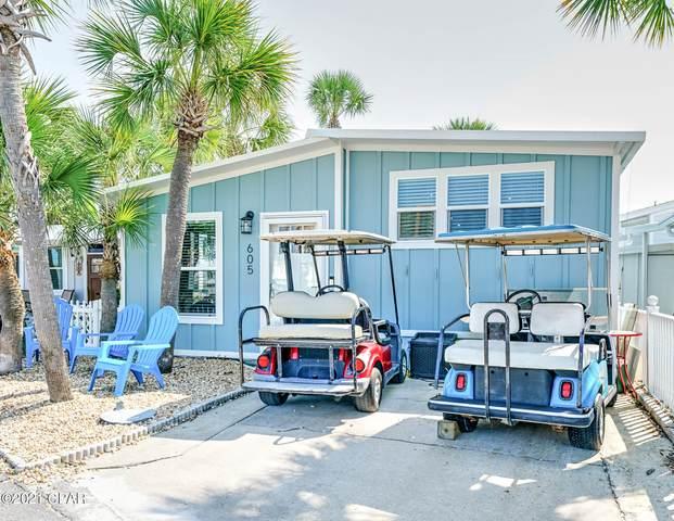 605 Seabreeze Drive, Panama City Beach, FL 32408 (MLS #714662) :: Counts Real Estate on 30A