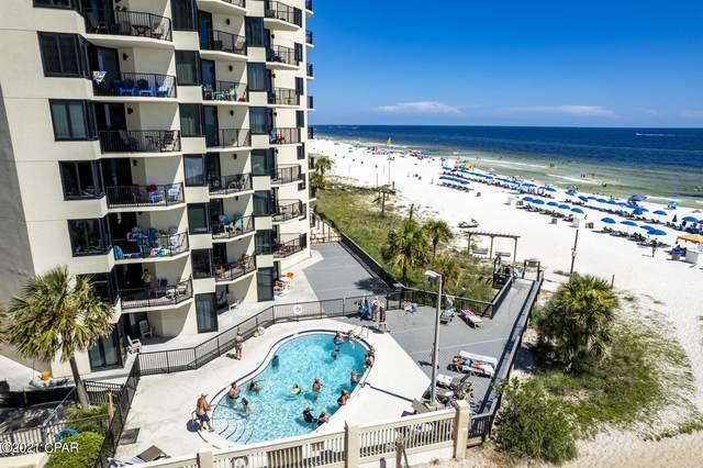 9850 S Thomas Drive 602W, Panama City Beach, FL 32408 (MLS #714665) :: Counts Real Estate Group