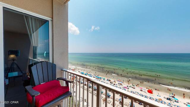 16819 Front Beach Road #602, Panama City Beach, FL 32413 (MLS #714697) :: The Premier Property Group