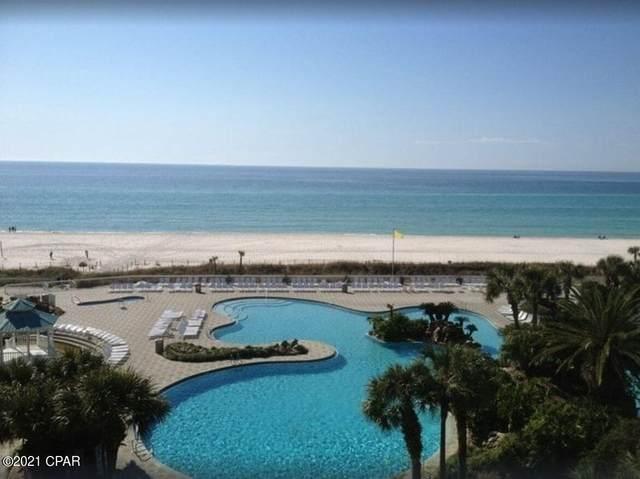 11483 Front Beach Road #504, Panama City Beach, FL 32407 (MLS #714703) :: Anchor Realty Florida