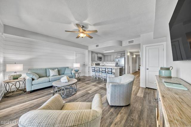 15928 Front Beach Road 910 & 911, Panama City Beach, FL 32413 (MLS #714711) :: Scenic Sotheby's International Realty