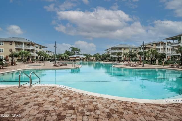8700 Front Beach Road #5302, Panama City Beach, FL 32407 (MLS #714712) :: Counts Real Estate Group, Inc.
