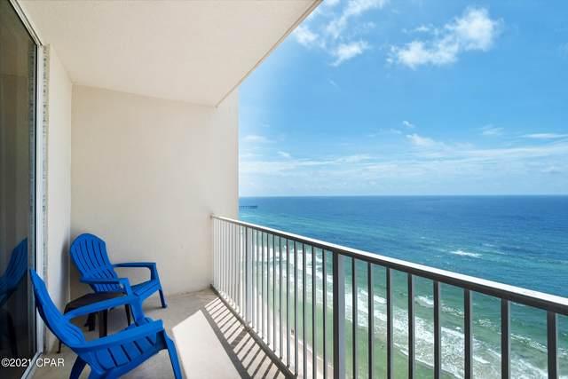 16819 Front Beach Road #1513, Panama City Beach, FL 32413 (MLS #714719) :: Team Jadofsky of Keller Williams Realty Emerald Coast