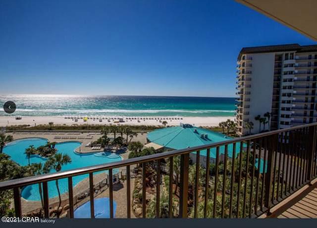 11483 Front Beach Road #611, Panama City Beach, FL 32407 (MLS #714762) :: Anchor Realty Florida