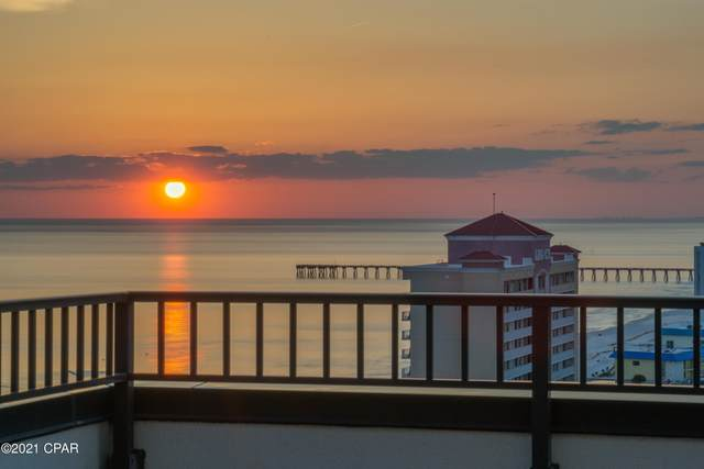 15100 Front Beach Road #1417, Panama City Beach, FL 32413 (MLS #714769) :: Counts Real Estate Group