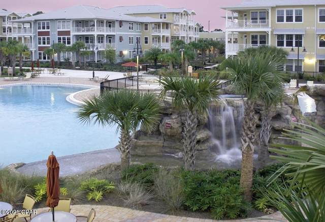 8700 Front Beach #1107, Panama City Beach, FL 32407 (MLS #714772) :: Keller Williams Realty Emerald Coast