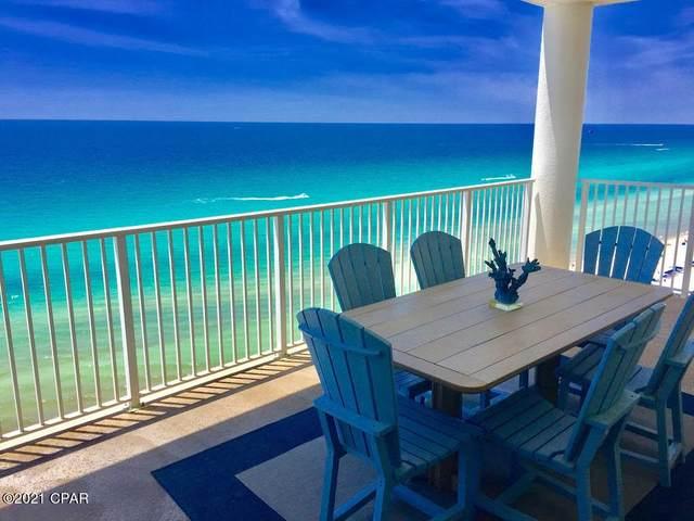 10611 Front Beach #1703, Panama City Beach, FL 32407 (MLS #714785) :: Team Jadofsky of Keller Williams Realty Emerald Coast