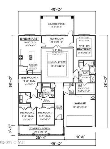 472 Albert Meadow Lane Lot 31, Callaway, FL 32404 (MLS #714797) :: Blue Swell Realty