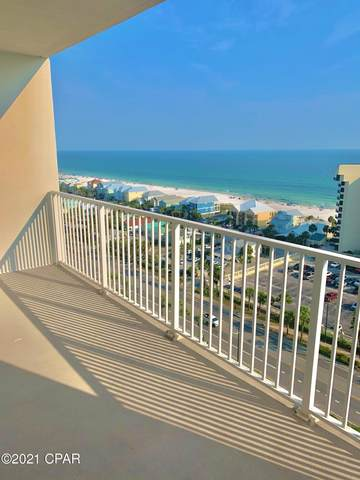 9860 S Thomas Drive #1315, Panama City Beach, FL 32408 (MLS #714807) :: Beachside Luxury Realty