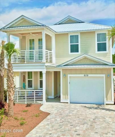 609 Lyndell Lane, Panama City Beach, FL 32407 (MLS #714816) :: Beachside Luxury Realty