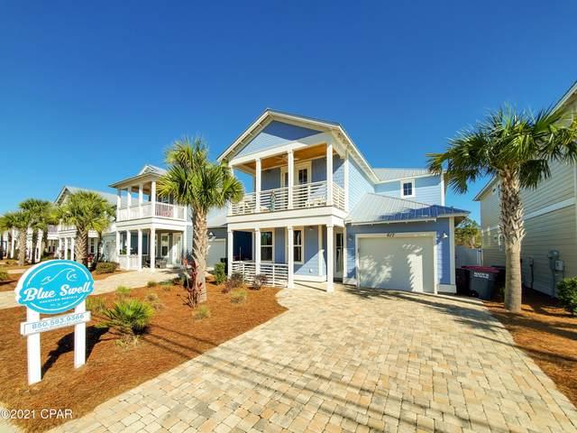 617 Lyndell Lane, Panama City Beach, FL 32407 (MLS #714817) :: Scenic Sotheby's International Realty