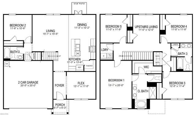 4003 Pioneer Lane Lot 108, Panama City, FL 32404 (MLS #714829) :: The Premier Property Group