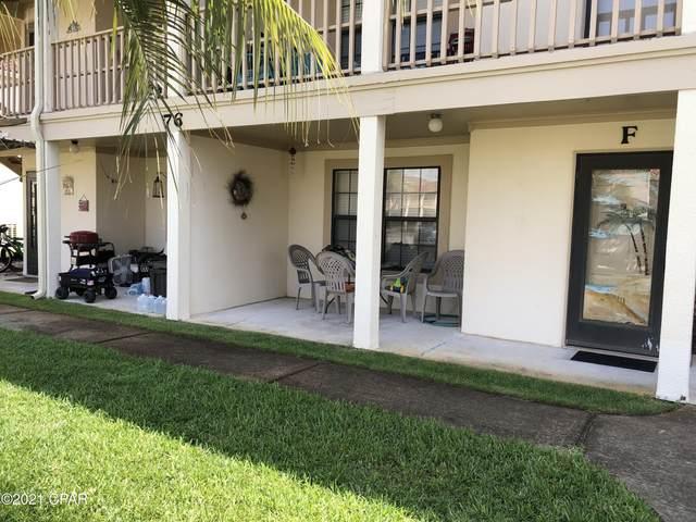 17462 Front Beach Rd 76 F, Panama City Beach, FL 32413 (MLS #714853) :: Scenic Sotheby's International Realty