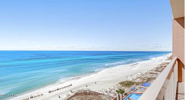 14825 Front Beach Road #1104, Panama City Beach, FL 32413 (MLS #714890) :: Scenic Sotheby's International Realty