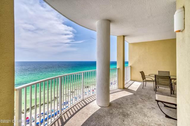 10611 Front Beach Road #1602, Panama City Beach, FL 32407 (MLS #714967) :: Team Jadofsky of Keller Williams Realty Emerald Coast