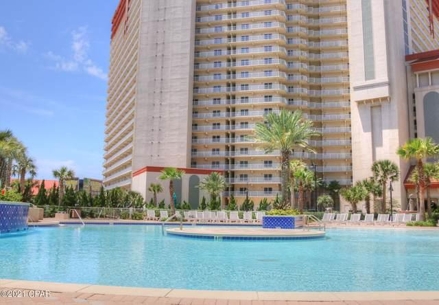 9902 S Thomas Drive #1337, Panama City Beach, FL 32408 (MLS #714972) :: Team Jadofsky of Keller Williams Realty Emerald Coast
