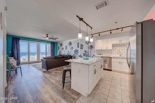 9860 S Thomas Drive #1412, Panama City Beach, FL 32408 (MLS #714973) :: Team Jadofsky of Keller Williams Realty Emerald Coast