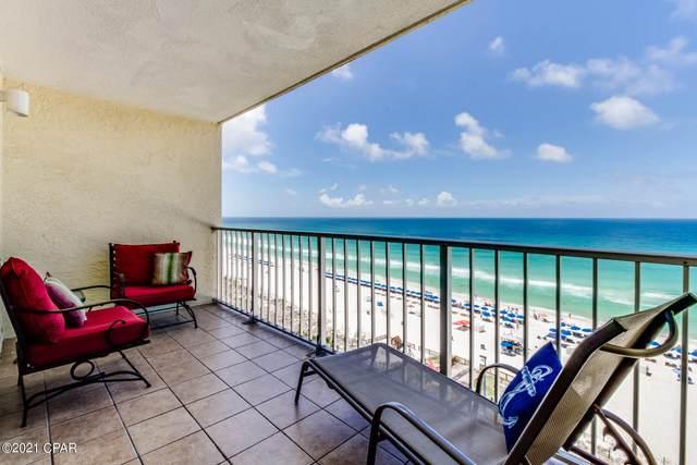 8743 Thomas Drive #1012, Panama City Beach, FL 32408 (MLS #714985) :: Team Jadofsky of Keller Williams Realty Emerald Coast