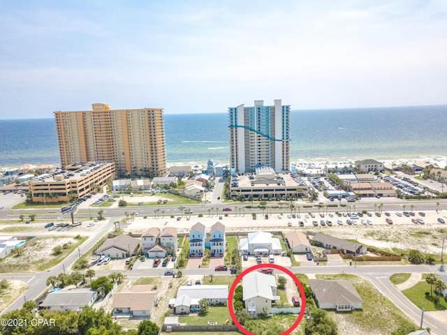 5116 Beach Drive, Panama City Beach, FL 32408 (MLS #714987) :: Team Jadofsky of Keller Williams Realty Emerald Coast