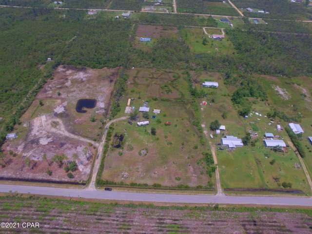 12237 Hauser Road, Panama City, FL 32404 (MLS #714991) :: Counts Real Estate Group