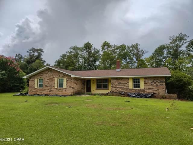 5953 Deerwood Drive, Malone, FL 32445 (MLS #715007) :: Vacasa Real Estate