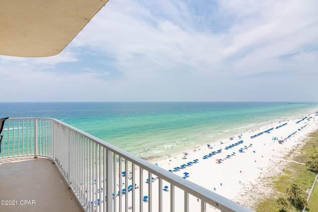 9900 S Thomas Drive #1401, Panama City Beach, FL 32408 (MLS #715050) :: Berkshire Hathaway HomeServices Beach Properties of Florida