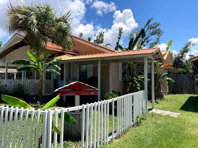 716 College Avenue, Panama City, FL 32401 (MLS #715055) :: The Ryan Group