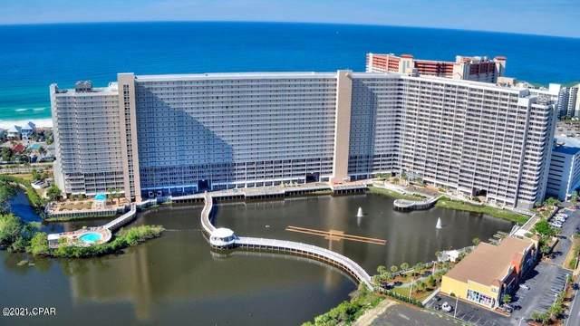 9860 S Thomas Drive #2008, Panama City Beach, FL 32408 (MLS #715056) :: Corcoran Reverie