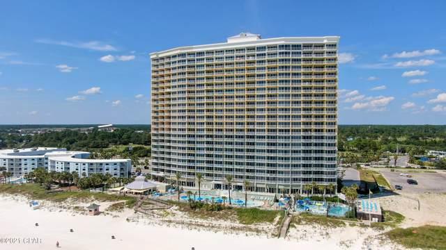 9450 S Thomas Drive 1905D, Panama City Beach, FL 32408 (MLS #715071) :: Corcoran Reverie